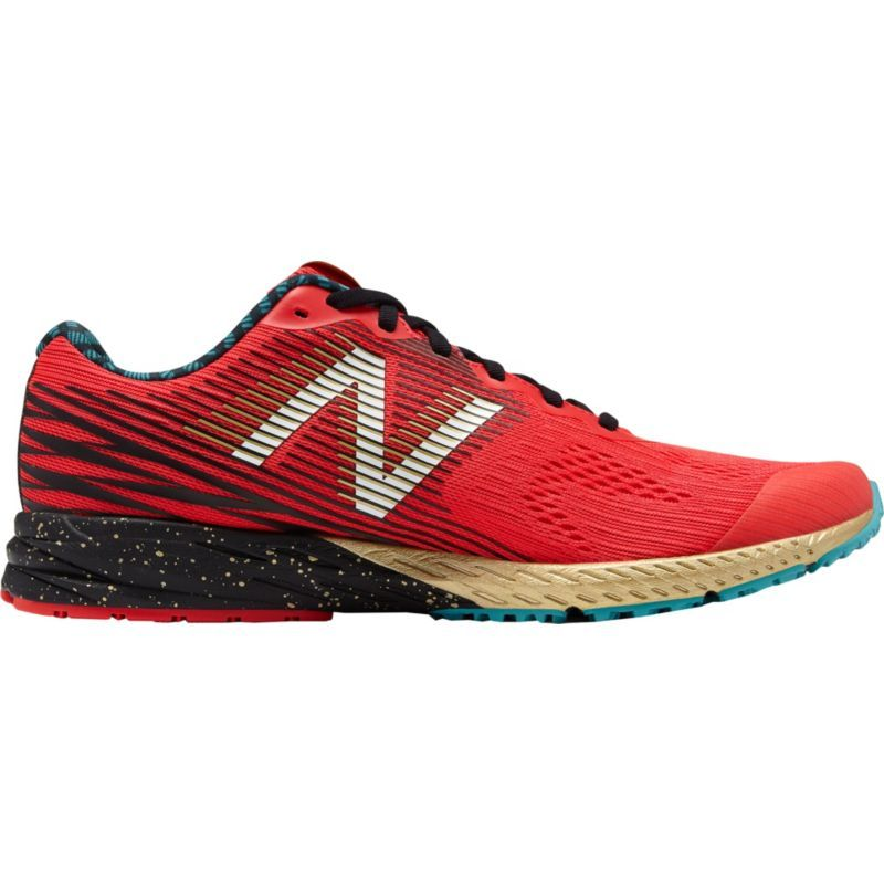 new product e291a 15bb3 New Balance Men's 1400v5 NYC Marathon Running Shoes, Red ...