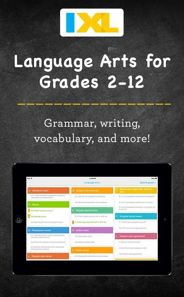 The teacher-approved K12 app. Try our language arts and math ...