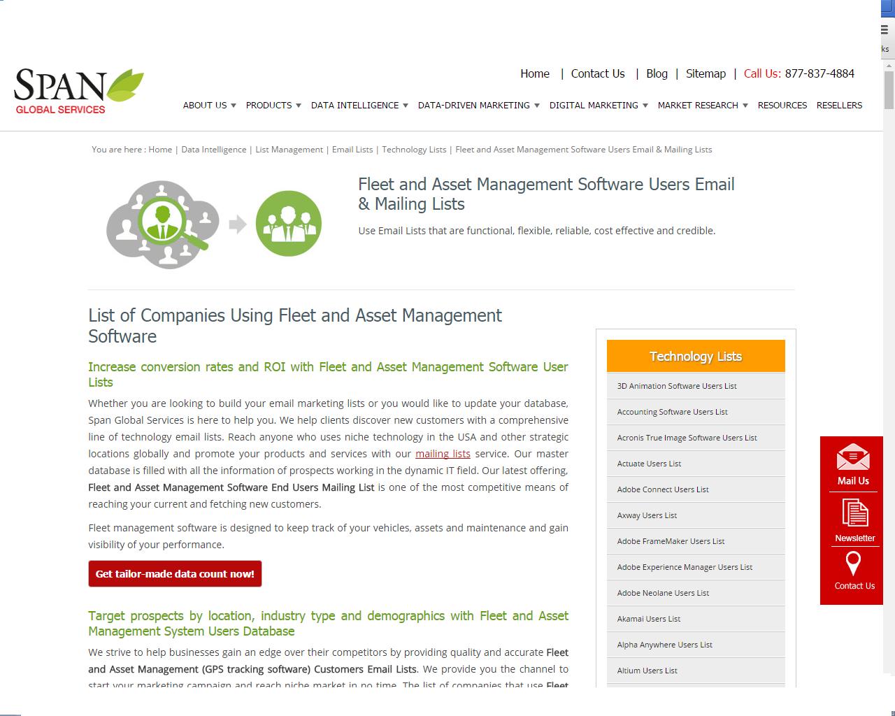 Https Www Spanglobalservices Com Fleet Asset Management Users List We Follow The Guidel Business Process Management Digital Asset Management Asset Management