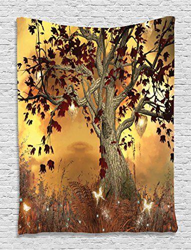Wall Art Decor Old Twisted Tree Fairy Scene Butterflies W... https://www.amazon.com/dp/B01A8PMQ9O/ref=cm_sw_r_pi_dp_x_2Cbvyb2R6DA14