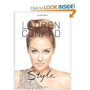I saw this book at Barnes and Noble today, and the first thing I thought was, THAT BUN IS PERFECTION!
