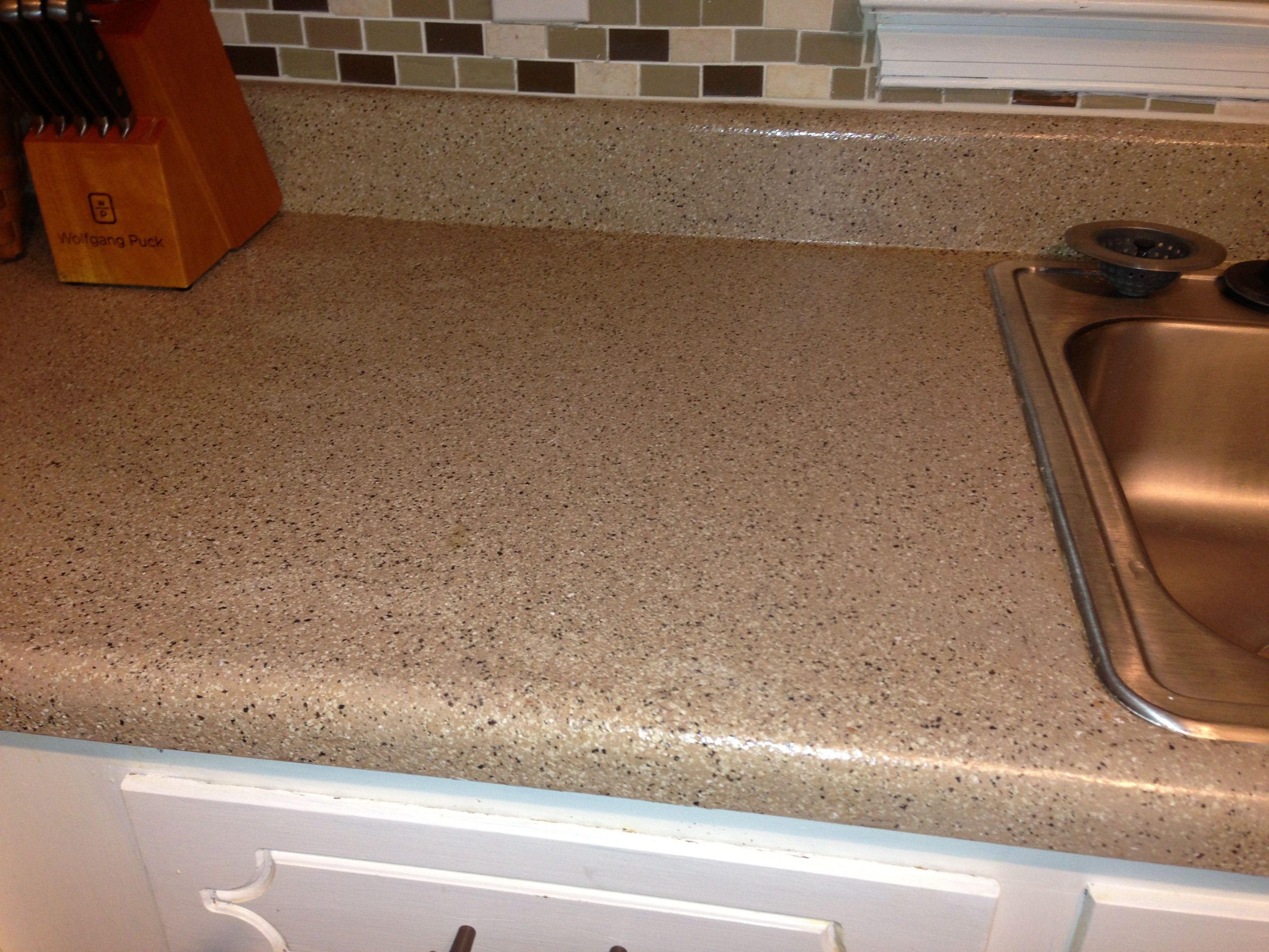 Rustoleum Countertop Transformation Eventually Mine Will Get Done
