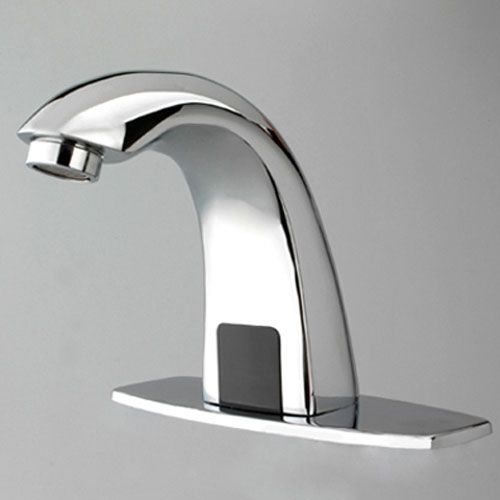Exceptionnel Automatic Sensor Bathroom Sink Faucet