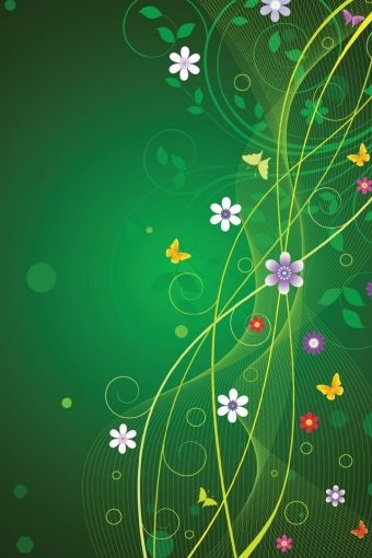 Glittery Spring Blooms Made By Me Pink Spring Flowers Art Colorful Glitter Backgrounds Wallpaper Flower Iphone Wallpaper Glitter Wallpaper Fractal Art