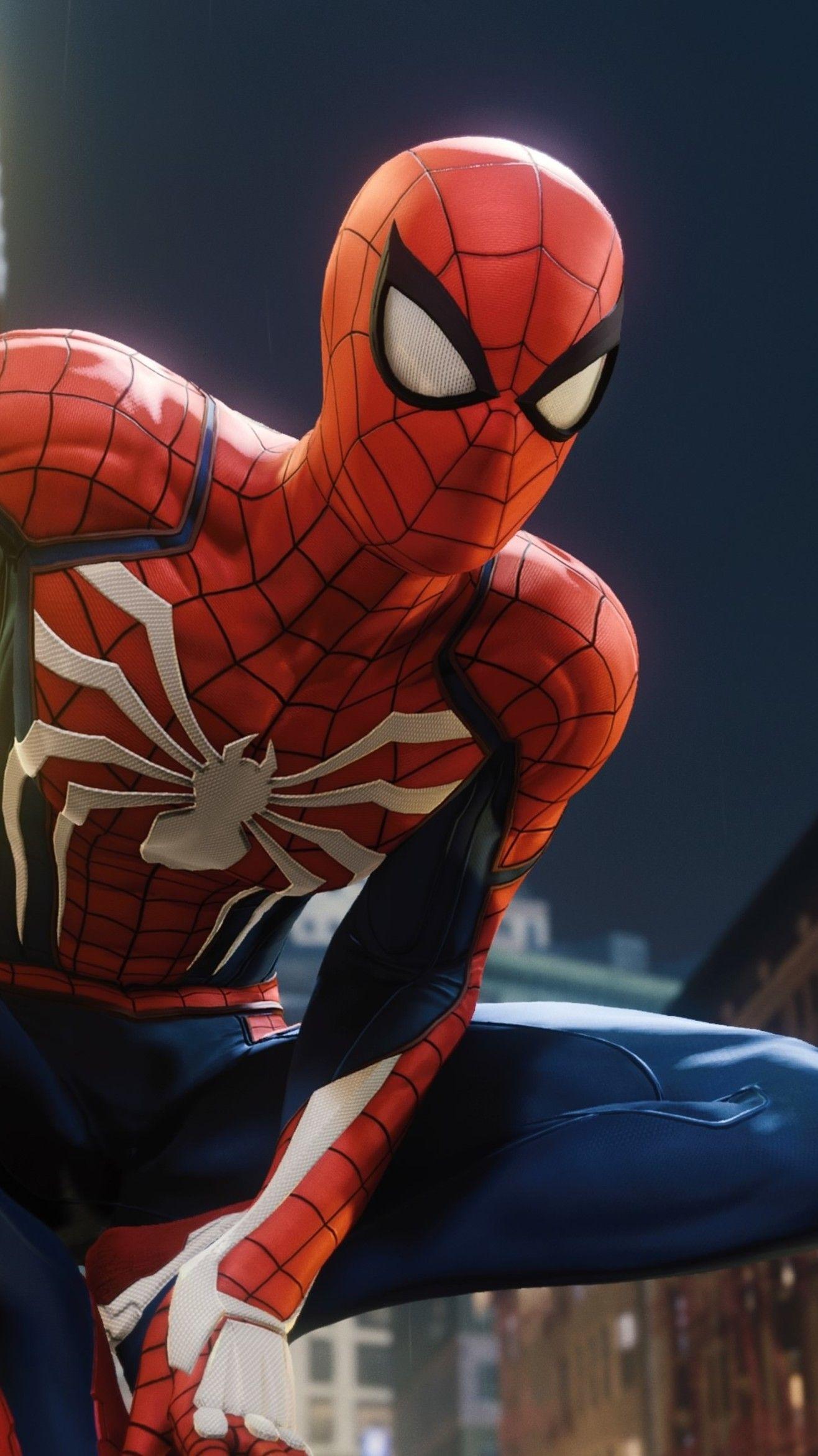 SpiderMan PS4 Spiderman, Spiderman comic, Marvel spiderman