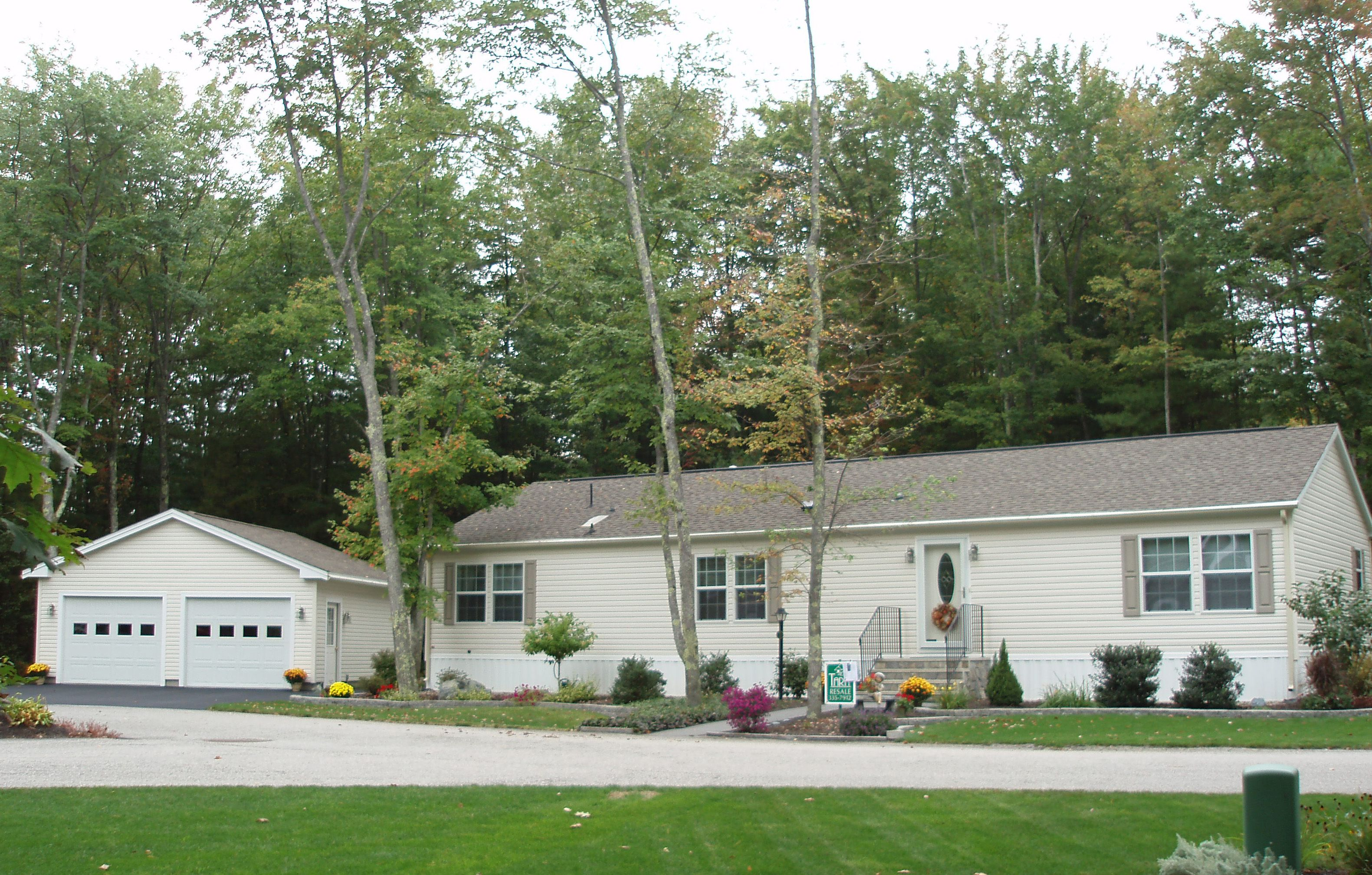 Champion Manufactured Home For Sale In Rochester Nh 03868