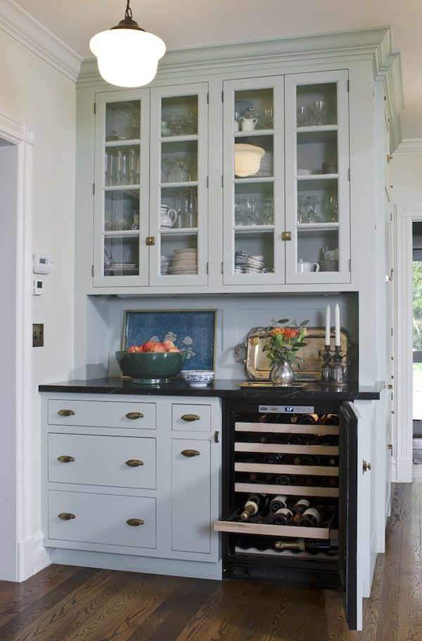 A New Old Kitchen By Young Huh In House Beautiful Kitchen Remodel House Beautiful Kitchens Old Kitchen