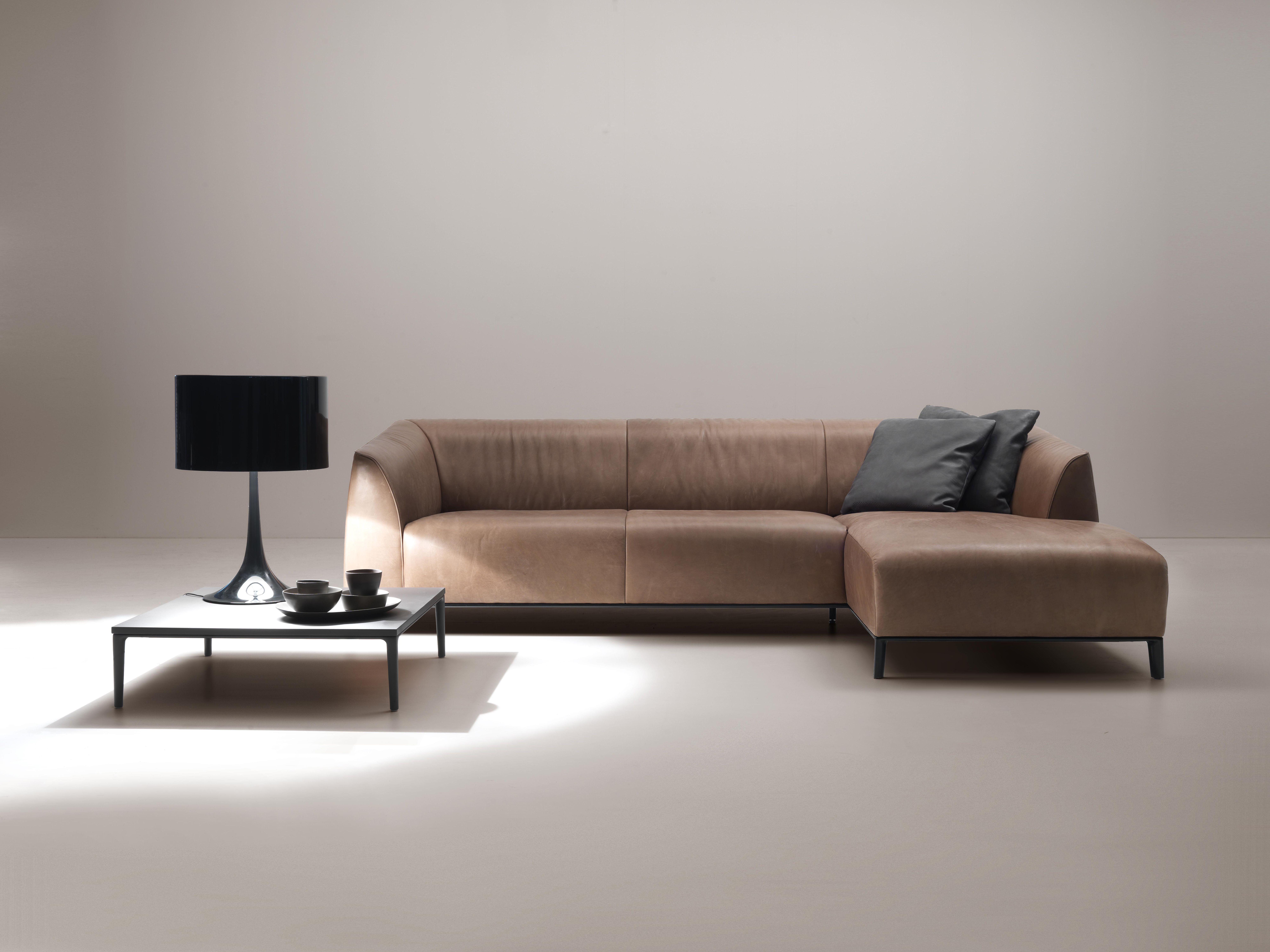 Canape En Cuir Haut De Gamme De Sede Fabrication Suisse Mobel Sofa Ecksofas Design