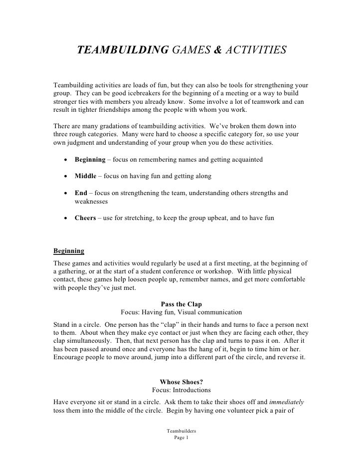 team-building-games-outbound-training by outboundtraining via - training proposal template