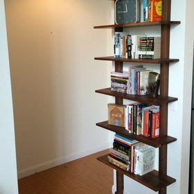 Sign In Minimalist Bookshelves Simple Bookshelf Bookshelves Diy