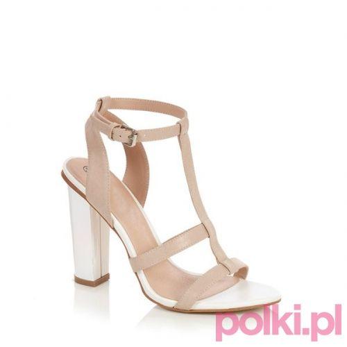 Sandalki Na Slupku New Look Buty Szpilki Shoes Polkipl New Look Shoes Heels Shoes Spring Summer