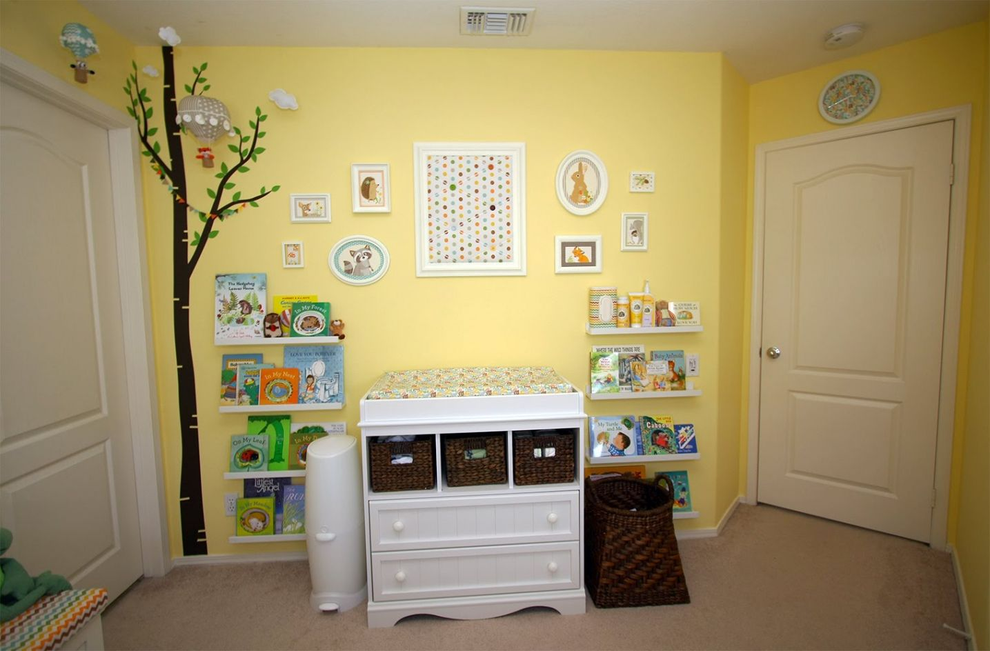 2019 Baby Room Ideas Yellow - Best Master Furniture Check more at ...