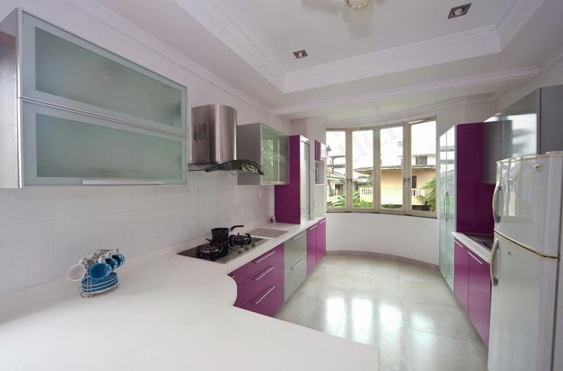 Kitchen Cabinets Kolkata e shaped modular kitchen designer in meerut - call meerut kitchens