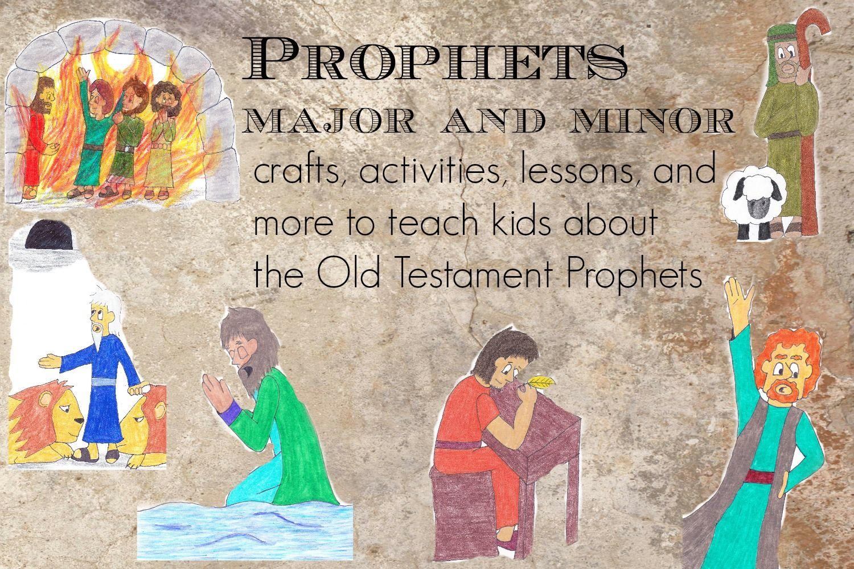 Profetas Mayores Y Menores