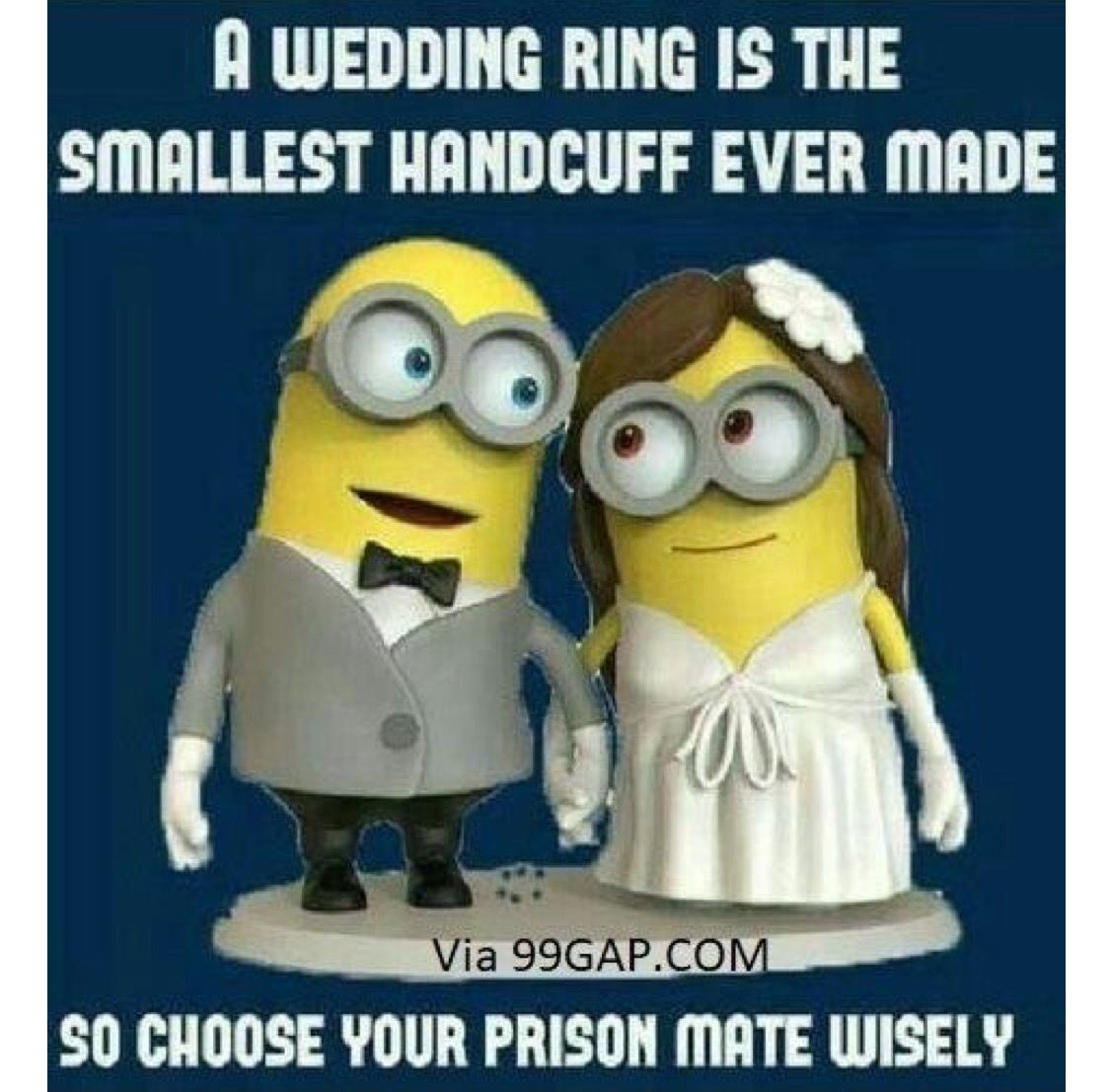 Hahaha Wedding Quotes Funny Couple Quotes Funny Minions Funny