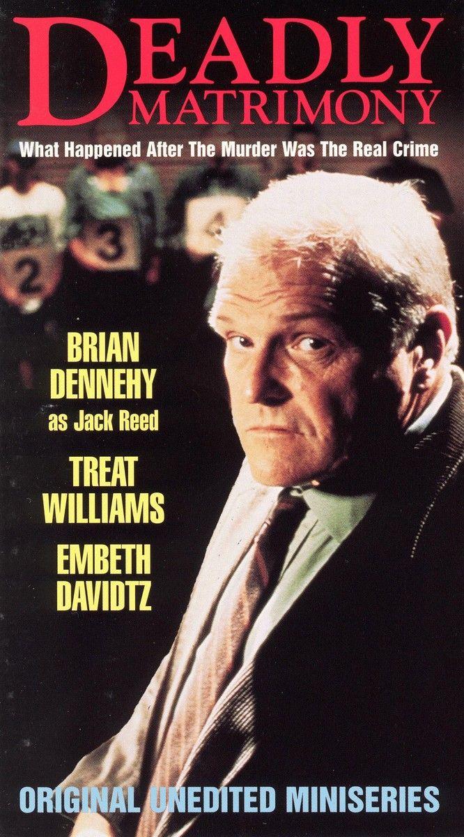 Deadly Matrimony Lifetime : deadly, matrimony, lifetime, Deadly, Matrimony, (1992), Drama,, Thriller, Brian, Dennehy,, Treat, Williams,, Eilbacher,, Henry, Czerny, Lifetime, Movies, Network,