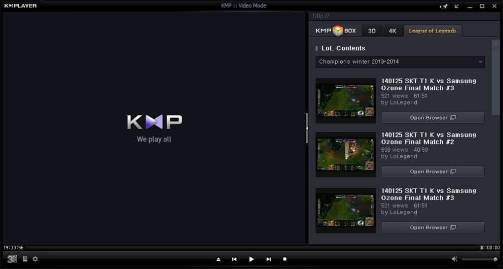 Kmplayer Final Film Pengetahuan