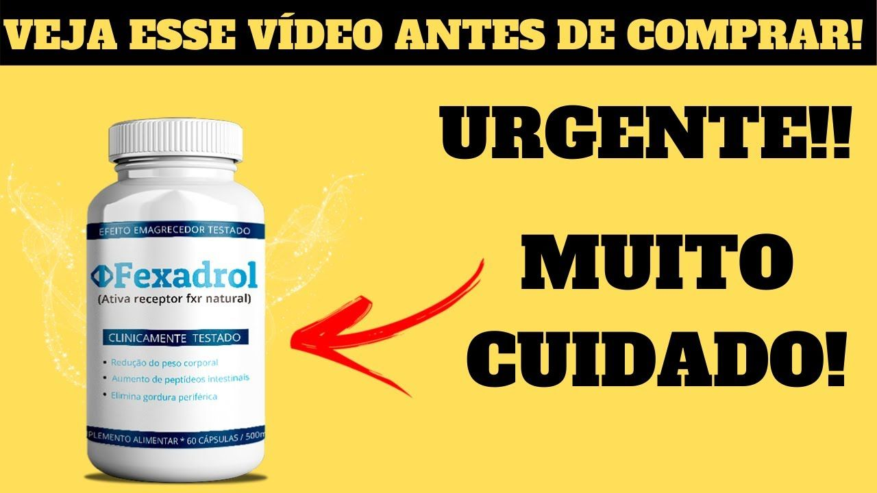 medicamento fexadrol