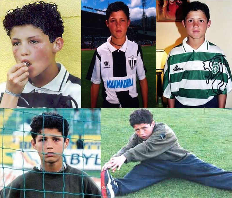 Cristiano Ronaldo Childhood Picture You May Haven T Seen Soccer