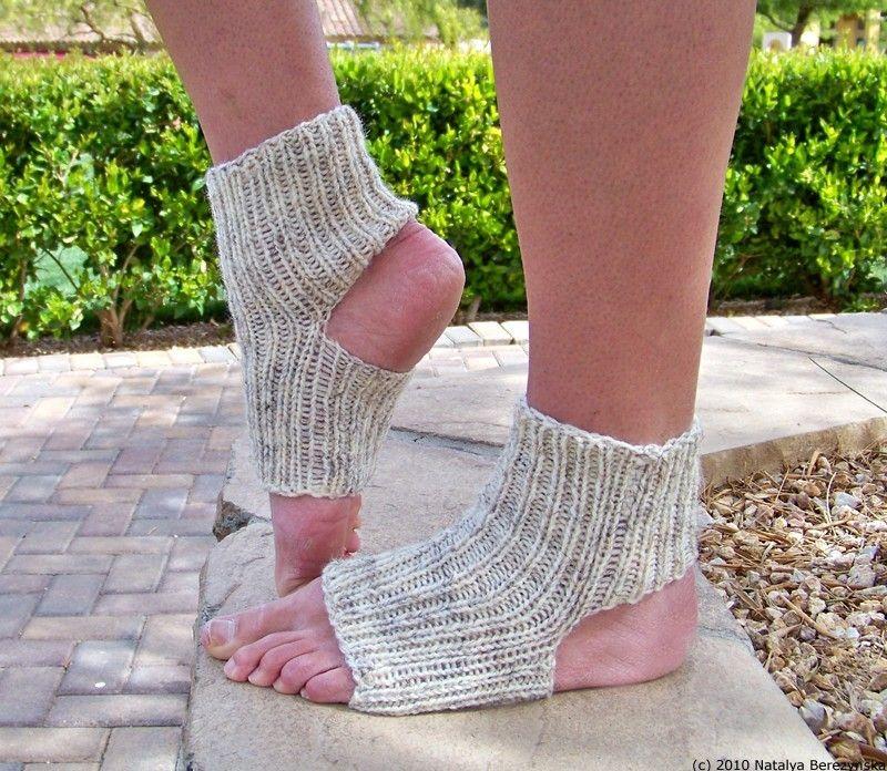Yoga Socks... Calcetines de Yoga... | Agujas y palillos | Pinterest ...