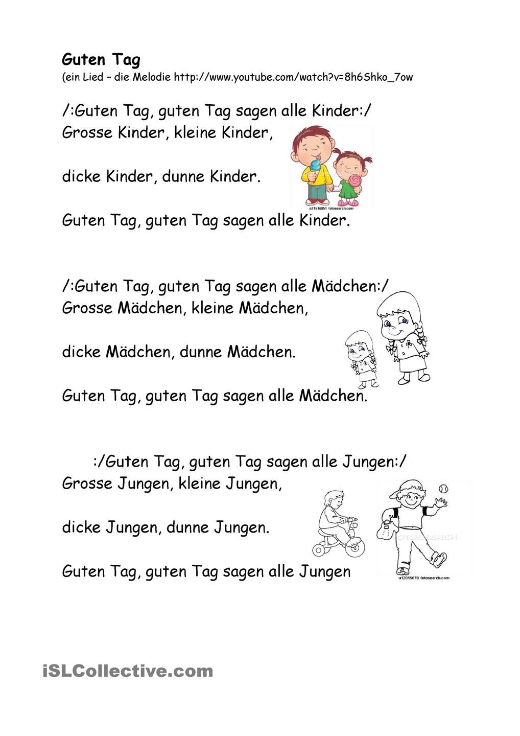 Meine Familie | Frei DAF worksheets - add umlaut to dünne | les ...