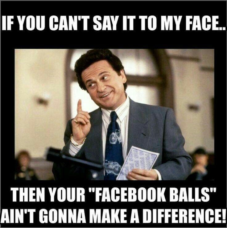 Image Result For Joe Pesci Facebook Balls Meme My Cousin Vinny