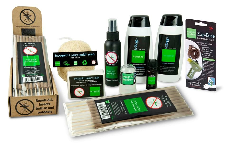 The Incognito Range Insect Repellent Spray Anti Mosquito Spray Mosquito Spray