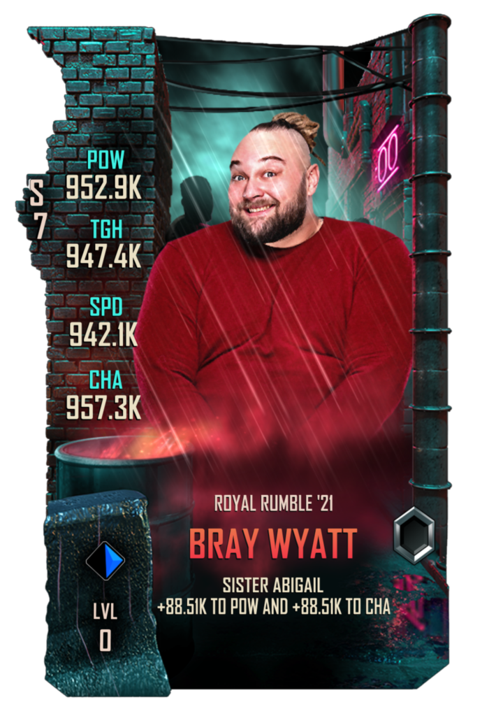 Wwesc S7 Bray Wyatt Royal Rumble Wwe Supercard Announces New Royal Rumble 2021 Event In 2021 Royal Rumble Wwe Royal Rumble Wwe