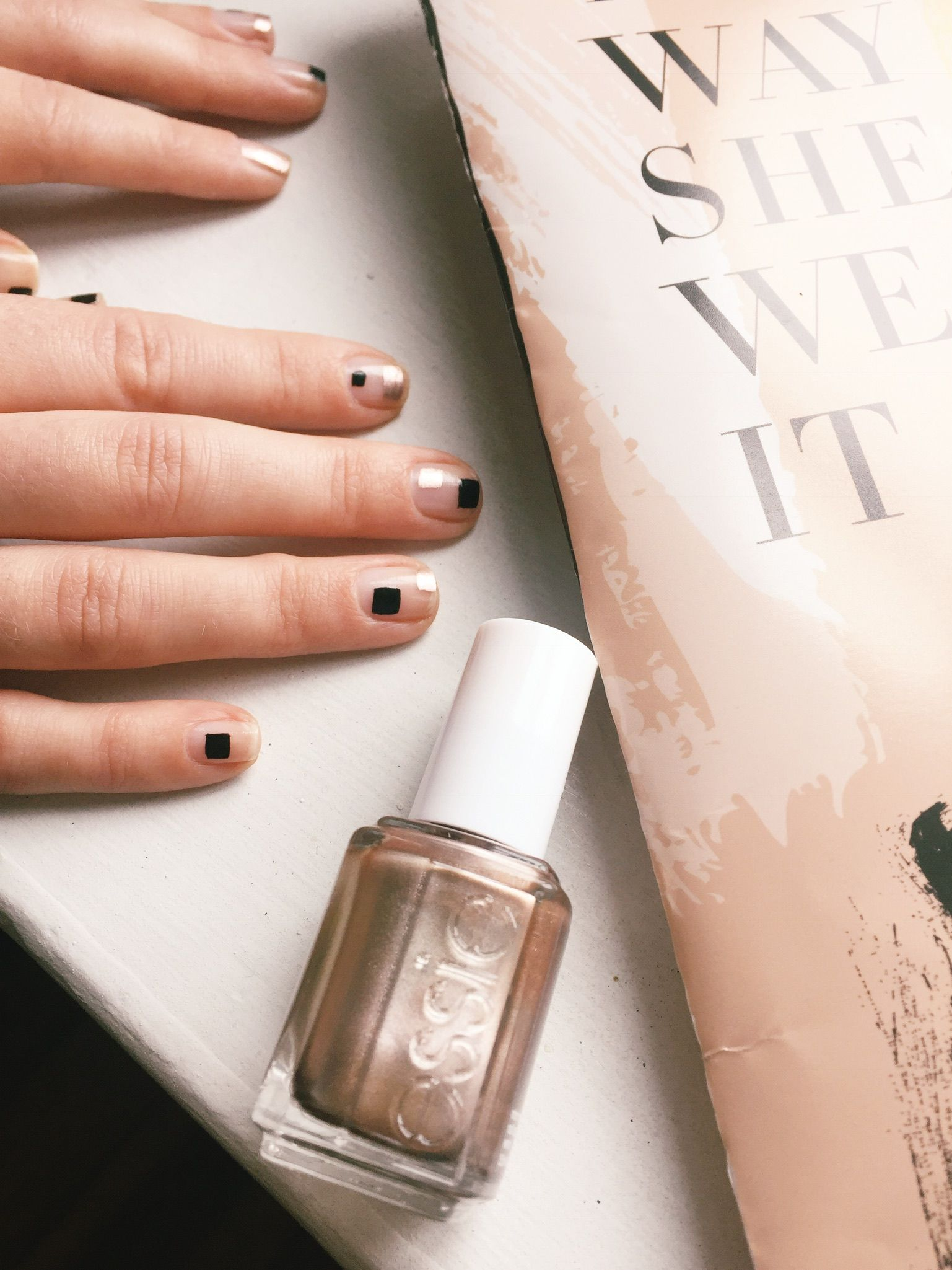 {The Way She Wears It : Mani & Essie Giveaway } — Dallas Shaw