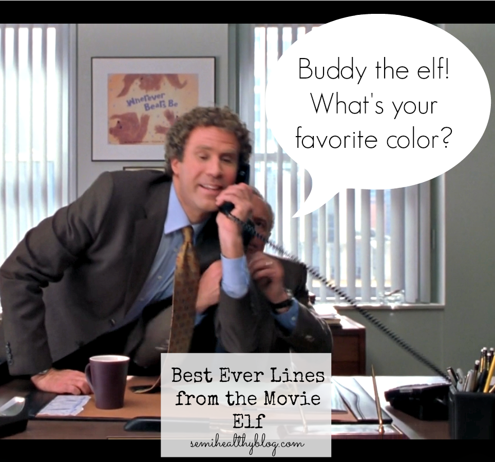 Bluehost Com Christmas Quotes Funny Buddy The Elf Buddy The Elf Quotes