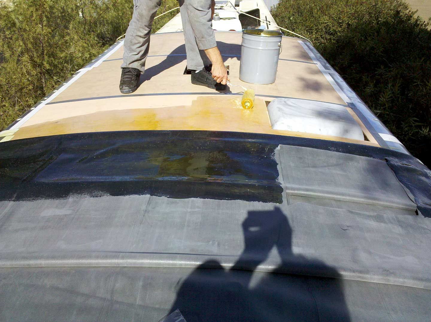 Pin On Rubber Roof Coating