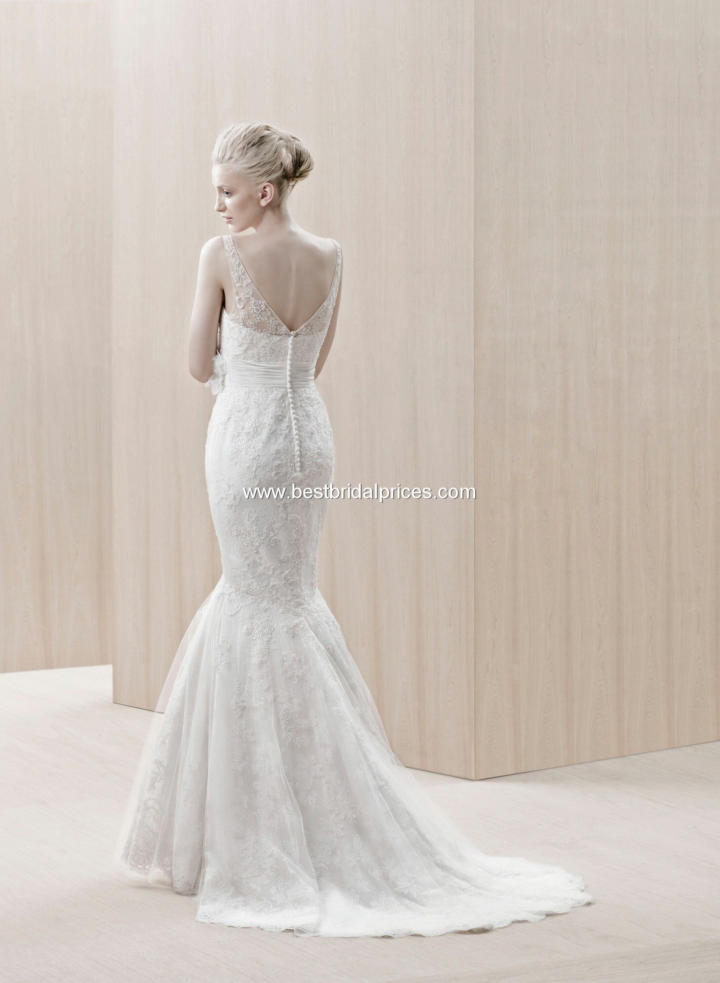 Blue by enzoani style eldorado wedding pinterest wedding