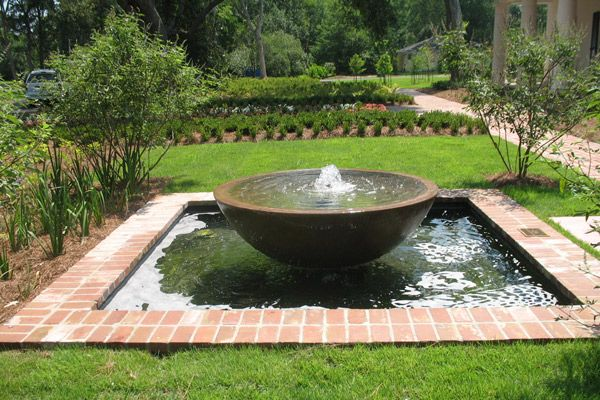 Simplicity Bowl Fountain Large