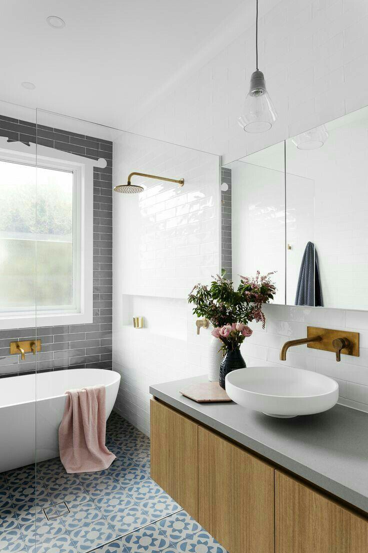 Pinterest   Badezimmer, Bad Und Dekoration Badezimmer