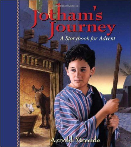 Jotham's Journey: A Storybook for Advent: Arnold Ytreeide: These Advent books are great! They are hard to put down and our children really enjoy them. Helps them to think focus on why we really celebrate during this time of the year. I highly suggest that you grab this and the other advent books by this author! 8 and up.