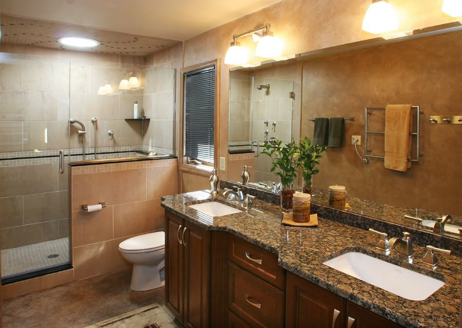 Baltic Brown Granite Bathrooms Baltic Brown Granite