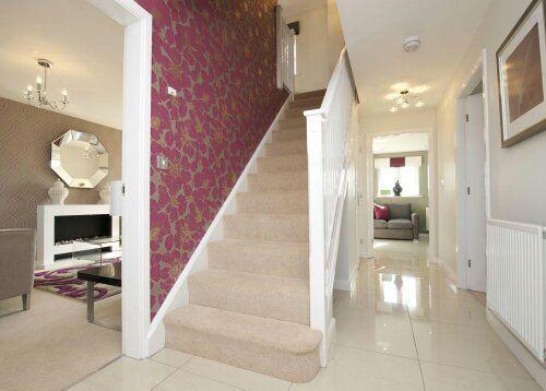 Hallway Wallpaper Ideas Home Decorating