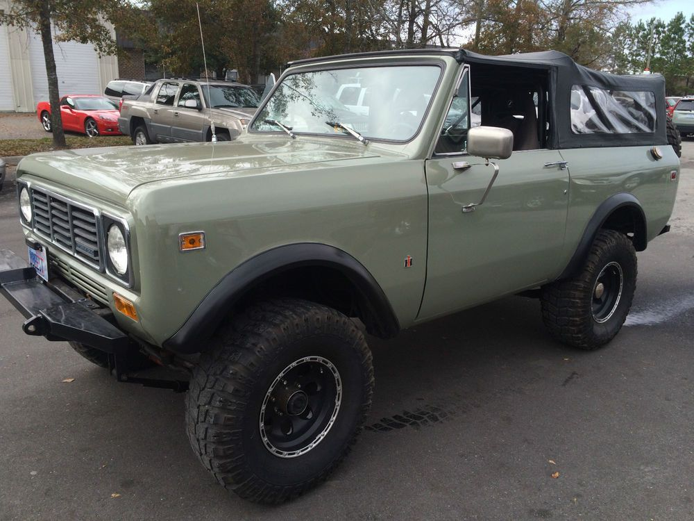 1977 International Harvester Scout International