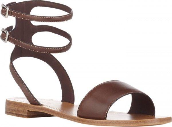 e1d3f7c67 Prada - Double Ankle-Strap Sandals