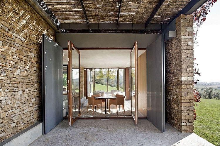 House In El Ampurdan By B720 Fermin Vazquez Arquitectos With