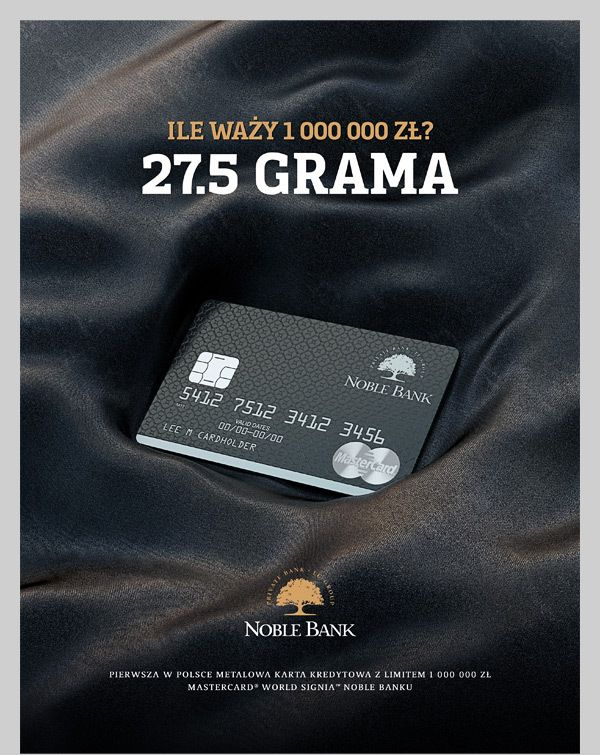 Mandiri Platinum Debit : mandiri, platinum, debit, MasterCard®, World, Signia™, Noble, Wojciech, Portnicki,, Behance, Credit, Design,, Banks, Member