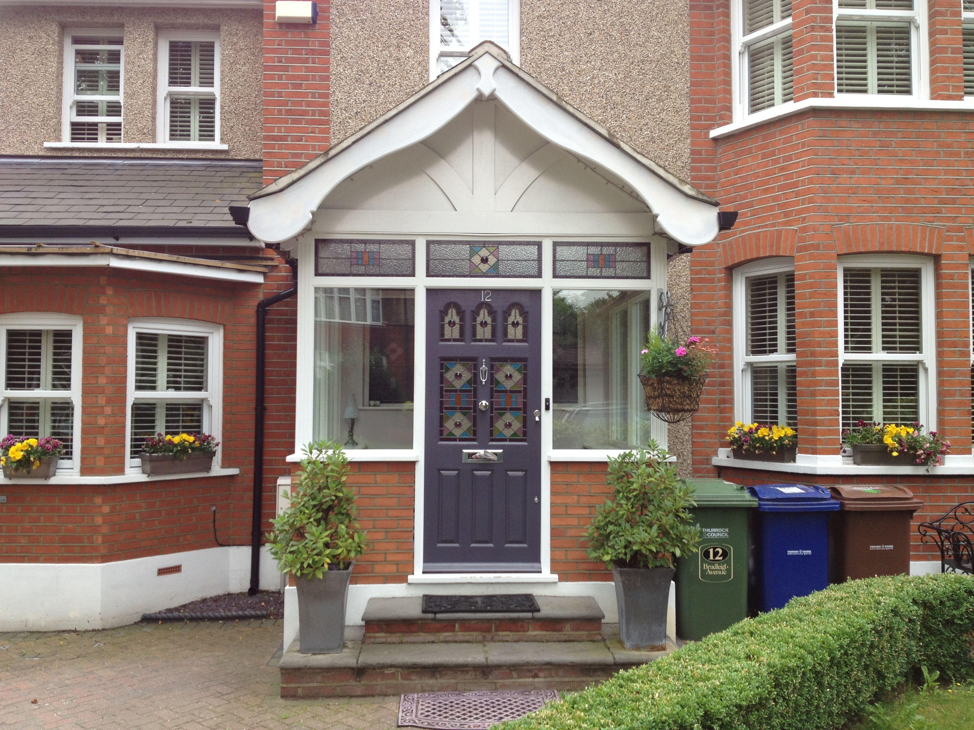 Upvc porch front yard pinterest upvc porches porch for Upvc porch doors