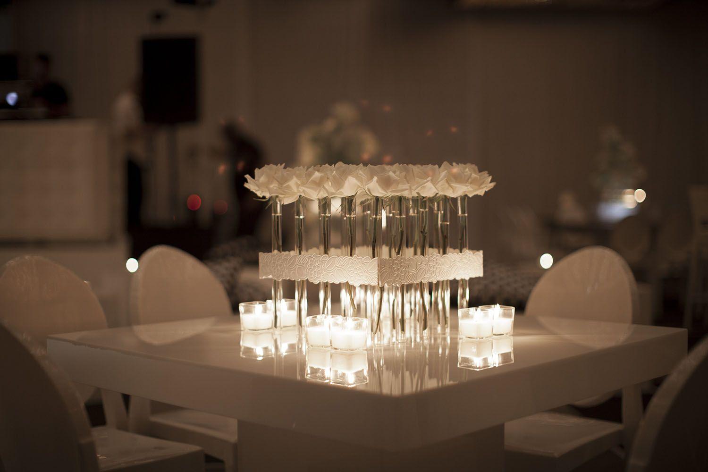 Wedding At The W South Beach By Modern Wedding Reception