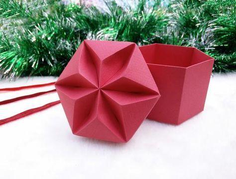 Photo of Origami box hexagon wedding favors 33 trendy Ideas