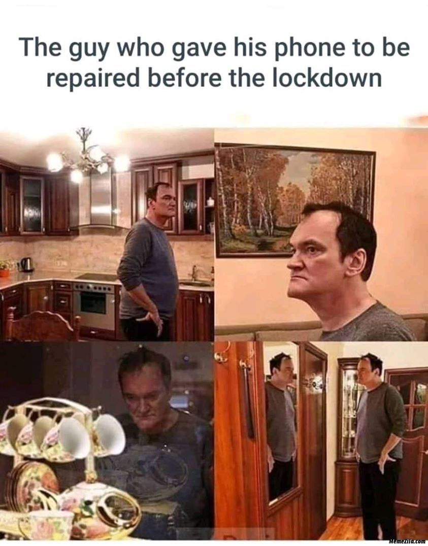 The Guy Who Gave His Phone To Be Repaired Before The Lockdown Meme From Lockdown Memes Download Memezila Com Funny Fishing Memes Funny Pictures Memes