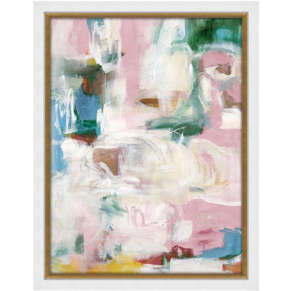 Like a Prayer III (Serenity) Framed Wall Art ($647) ❤ liked on ...