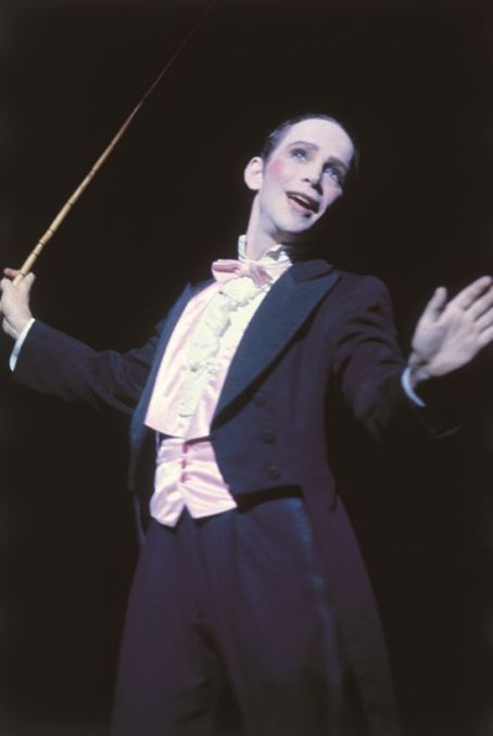 joel grey as the emcee in quotcabaretquot 1967 the show must