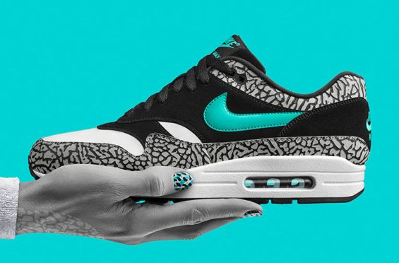 the best attitude d1c9f e7783 Update The Nike Air Max 1 Atmos Elephant Will Also Be Releasing By Itself