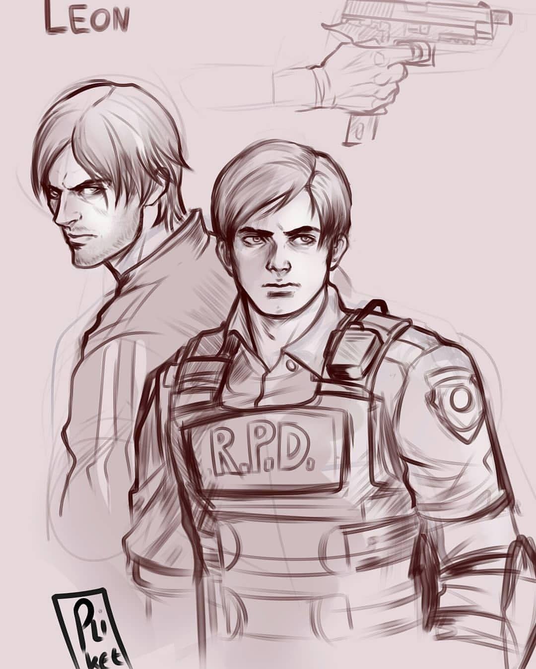 Pin By Mac On Resident Evil Resident Evil Anime Resident Evil