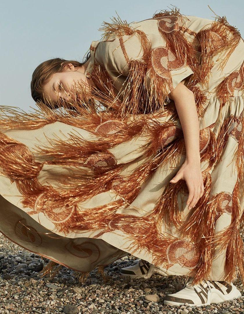 Why Are Runway Clothes So Weird: #мода #тенденции #лето2018 #глянец #ss2018 #vogue #fashion